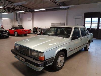 begagnad Volvo 744 GLE 2,3 131 HK