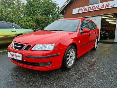 begagnad Saab 9-3 SportCombi 1.9 TiD Automat, Vector Drag