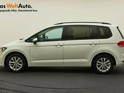 begagnad VW Touran TSI150/Drag