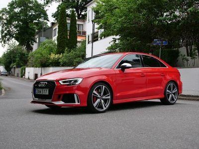 begagnad Audi RS3 Sedan 2.5 TFSI quattro 400hk