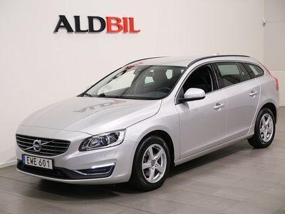begagnad Volvo V60 D4 190hk Momentum Business Ed