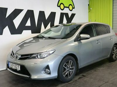 begagnad Toyota Auris 1.6 Manuell, 132hk, 2015