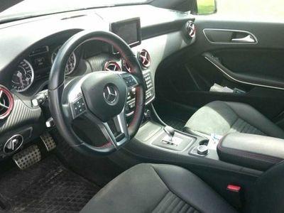 gebraucht Mercedes A45 AMG 4Matic Nightline 360hk -14