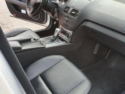begagnad Mercedes C350 T CDI 4MATIC