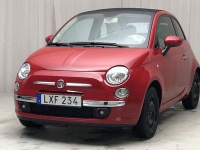 begagnad Fiat 500C 5001.2