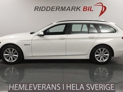 begagnad BMW 520 d xDrive Touring Aut Eu6 Drag