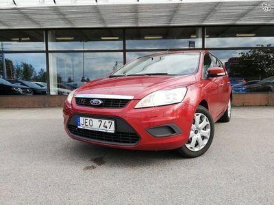 gebraucht Ford Focus Trend 1.8 Flexifuel 125 Kombi -09