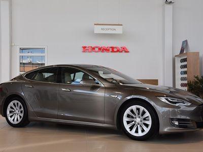 begagnad Tesla Model S 90D Fri Supercharger Autopilot