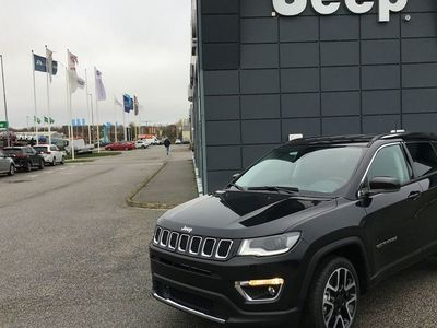 begagnad Jeep Compass 1,3 LIMITED T4 150hk