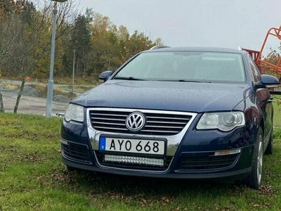 begagnad VW Passat 2.0 tfsi