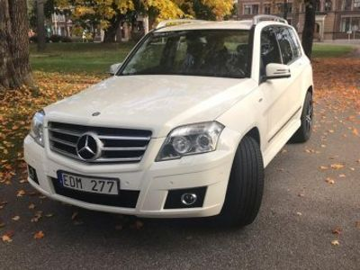 begagnad Mercedes GLK220 -09