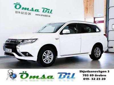 brugt Mitsubishi Outlander P-HEV 2.0 Hybrid 4WD CVT EU6 203hk