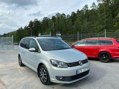 begagnad VW Touran dealer