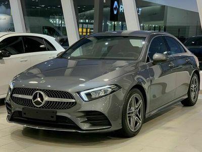 begagnad Mercedes A200 - BenzSEDAN AMG LINE / ADVANTAGEPAKET