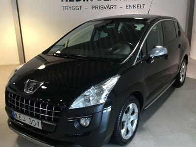 begagnad Peugeot 3008 1,6 Turbo GLASTAK/DRAG