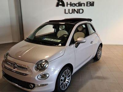 begagnad Fiat 500C 1,2 STAR