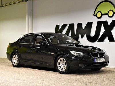 begagnad BMW 520 Bensin   Sedan   Manuell   170hk   2008