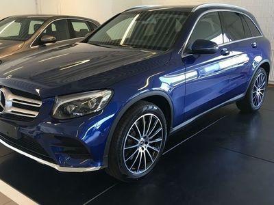 brugt Mercedes GLC250 D 4MATIC SUV AMG *Demo