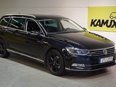 begagnad VW Passat 2.0 TDI Executive SC 4Motion (190hk)