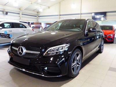 begagnad Mercedes C200 AMG-Line