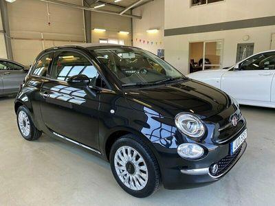begagnad Fiat 500C 1.2 69hk Lounge Cab