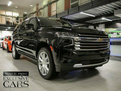 begagnad Chevrolet Suburban High Country 6.2l 7-sitsig 2021, SUV Pris 995 000 kr