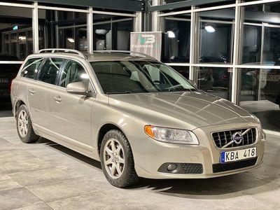 begagnad Volvo V70 2.5T Flexifuel DRIVe Momentum 231hk