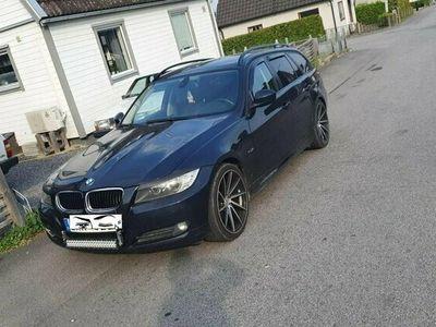 begagnad BMW 318 318D TOURING D TOURING