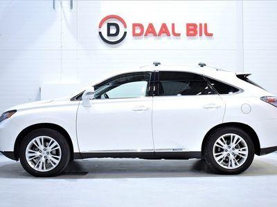 begagnad Lexus RX450h RX450H AWD 299HK LUXURY FULLSERV.