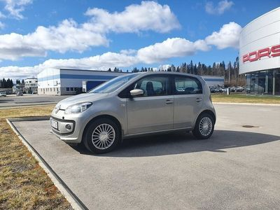 begagnad VW up! 5-dörrar 1.0 Euro 6 75hk