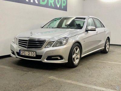 gebraucht Mercedes E250 BlueEFFICIENCY 5G-Tronic -10