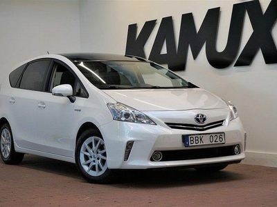 begagnad Toyota Prius+ Hybrid 1.8 VVT-i + 3JM CVT | 7S