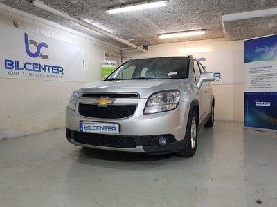 begagnad Chevrolet Orlando 2.0 TDi 7-SITS 163HK*NYBES*