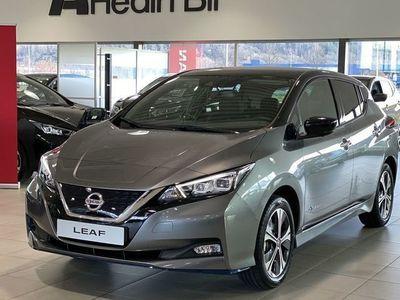 begagnad Nissan Leaf E+ TEKNA MY19 62 KWH