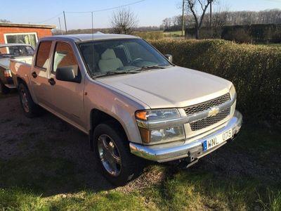 begagnad Chevrolet Colorado