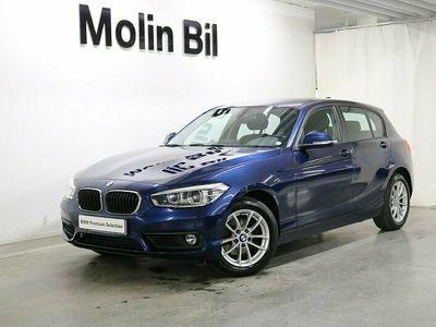 begagnad BMW 118 d xDrive