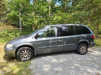 begagnad Chrysler Grand Voyager 3,3 V6 Stow&GO -07