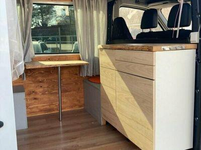 begagnad Mercedes Sprinter 315 CDI Skåpbil Camper Van Automat 150hk
