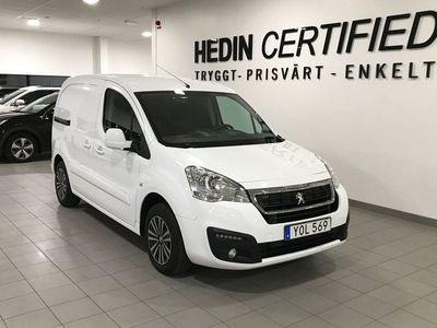begagnad Peugeot Partner Skåpbil 1.6 BlueHDi Manuell, 75hk