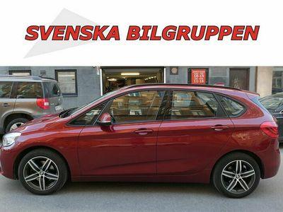 begagnad BMW 220 Active Tourer d xDrive Sport line Drag M-Värmare