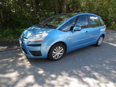 begagnad Citroën C4 Picasso 1.6 HDiF EGS 109hk -09