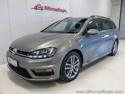 begagnad VW Golf 1.4 TSI 150hk Aut. R-line Drag Svensksåld Vinterhjul