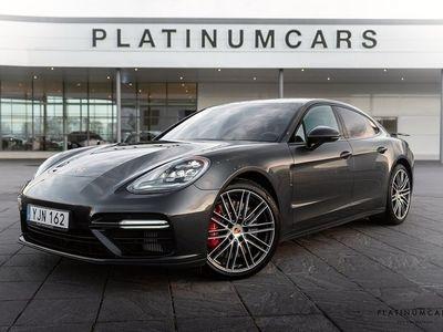 begagnad Porsche Panamera Turbo 550hk 2017