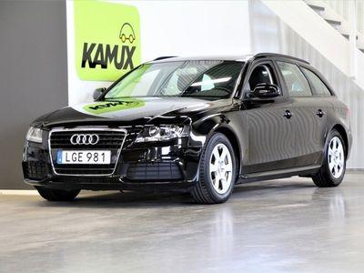 begagnad Audi A4 2,0 TDi Proline, Sound System