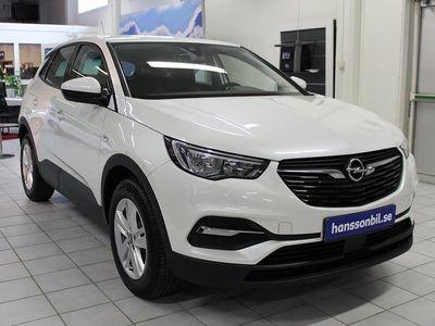 begagnad Opel Grandland X Enjoy 1,2 130HK MT6