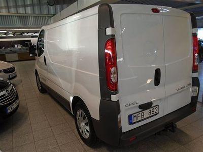 begagnad Opel Vivaro 2.0 Diesel 84KW/114HK L1H1 -12
