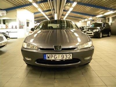 begagnad Peugeot 406 Coupe 3.0 207hk AUT -00