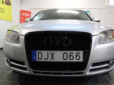 begagnad Audi A4 Avant 2.0 TDI Multitronic Business Ed