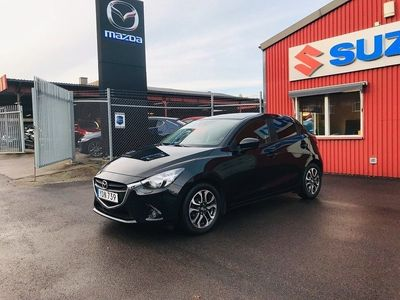begagnad Mazda 2 5-dörrar 1.5 Vision plus 90hk