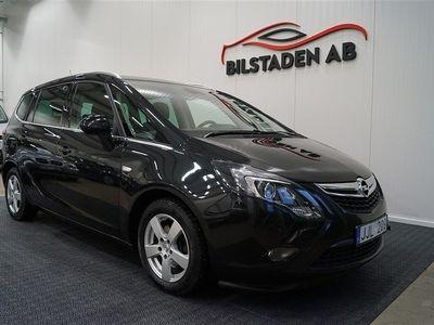 begagnad Opel Zafira Tourer Lågmil Svensk